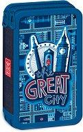 Ученически несесер - The Great City - детски аксесоар