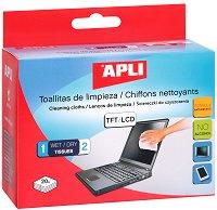 Кърпички за почистване на TFT и LCD екрани