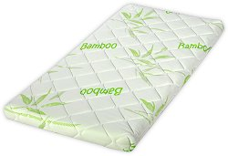 Матрак за бебешко креватче - Air Comfort Bamboo - Размер 60 / 120 / 9 cm - продукт