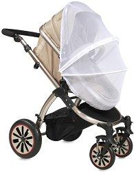 Универсална мрежа против комари - Happy - Аксесоар за детска количка -