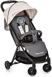Лятна бебешка количка - Swift Plus: Mickey Cool Vibes - С 4 колела -