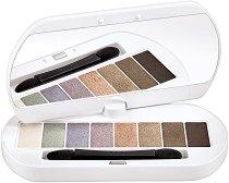 Bourjois Les Nudes Palette - Палитра с 8 цвята сенки за очи -