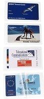 Фолио за ламиниране на визитни картички - Комплект от 100 листа