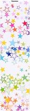 Книгоразделител с ластик - Stars -