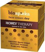 Bio Apteka Honey Therapy Face Day Cream - продукт