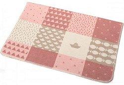 """Бебешко одеяло - Морски свят - Размер 70 x 90 cm от серията """"Juwel"""" -"""