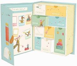 """Картонена кутия за спомени - На френски език от серията """"Les Tartempois"""" -"""