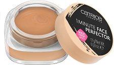 Catrice 1 Minute Face Perfector - Адаптиращ се мус фон дьо тен - продукт