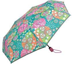 Детски чадър - Gabol: Mint - чанта