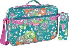 Чанта за рамо - Gabol: Mint - Комплект с несесер - чанта