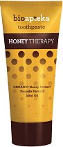 Bio Apteka Honey Therapy Toothpaste - дезодорант