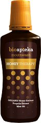 Bio Apteka Honey Therapy Mouthwash - Вода за уста с екстракт от мед и прополис - продукт