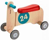Дървена четириколка без педали - За деца над 1 година