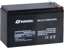 Батерия SDL8-12 - 12V / 8000 mAh -