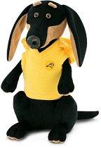 """Дакелът Фреди - Плюшена играчка от серията """"Orange Toys"""" -"""