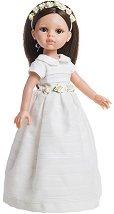 """Кукла Карол с официална рокля - 32 cm - От серията """"Paola Reina: Amigas"""" -"""