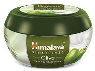 Himalaya Olive Extra Nourishing Cream - Подхранващ крем за лице с маслиново масло - боя