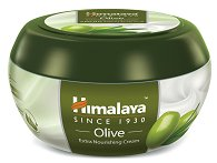 Himalaya Olive Extra Nourishing Cream - очна линия