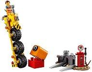 """Триколката на Емет - Детски конструктор от серията """"LEGO: Movie 2"""" -"""