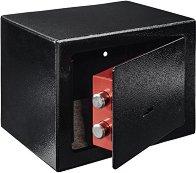 Сейф за външен монтаж и касова ключалка - Home K-170