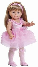 "Кукла балерина - 42 cm - От серията ""Paola Reina: Soy Tu"" - кукла"