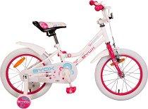 """White Princess - Детски велосипед 16"""""""