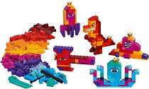 """Queen Watevra - Детски конструктор от серията """"LEGO: Movie 2"""" -"""