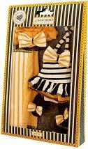 "Дрехи за кукла - Плажен комплект - От серията ""Paola Reina: Gorjuss"" - играчка"