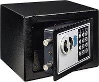 Сейф за външен монтаж с електронно заключване и ключ - Home EP-170