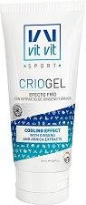Diet Esthetic Vit Vit Sport Crio Gel - продукт