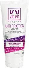 """Diet Esthetic Vit Vit Sport Anti Friction Cream - Крем за тяло против протриване от серията """"Vit Vit Sport"""" - продукт"""