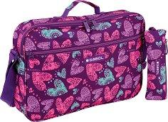 Чанта за рамо - Gabol: Dream - Комплект с несесер - чанта