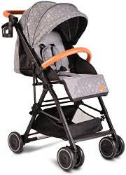 Лятна бебешка количка - Compact - С 4 колела -