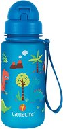 Детска бутилка - Динозавър 400 ml - образователен комплект