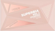 Catrice Superbia Vol. 1 Warm Copper Eyeshadow Palette - Палитра с 10 цвята сенки за очи -