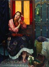 Пурпурна роза - Алън Мъри (Alan Murray) -