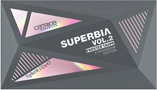 Catrice Superbia Vol. 2 Frosted Taupe Eyeshadow Palette - Палитра с 10 цвята сенки за очи -
