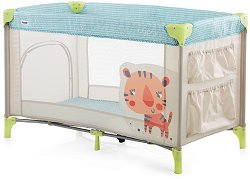 Сгъваемо бебешко легло - Capri 2019 -
