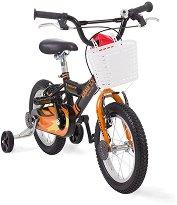 "Vulcan Black-Orange - Детски велосипед 14"" -"