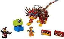 """Ултра Кити и Луси - Детски конструктор от серията """"LEGO: Movie 2"""" -"""