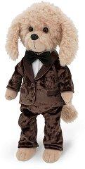 """Кученцето Боби - Дрескод - Плюшена играчка от серията """"Lucky Doggy"""" -"""