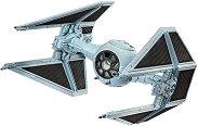 """Космически изтребител -TIE Interceptor - Сглобяем модел от серията """"Revell: Star Wars"""" -"""