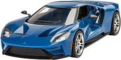 Автомобил - Ford GT 2017 - Сглобяем модел - макет