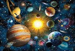 Слънчева система - Ейдриан Честърман (Adrian Chesterman) -