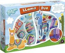 Направи сама - Lama Duo - творчески комплект