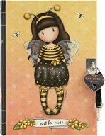 "Таен дневник - Bee-Loved - От серията ""Gorjuss"" -"