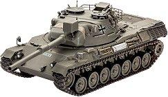 Танк - Leopard 1 - Сглобяем модел -