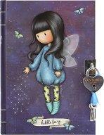 """Таен дневник - Bubble Fairy - От серията """"Gorjuss"""" -"""