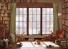 Котки на прозореца - Дейвид Маклийн (David Maclean) - пъзел