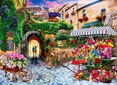 Пазар за цветя - Джейсън Тейлър (Jason Taylor) - пъзел